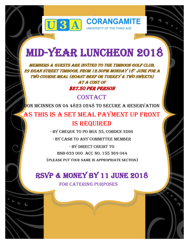 Mid-Year Luncheon 2018 picture